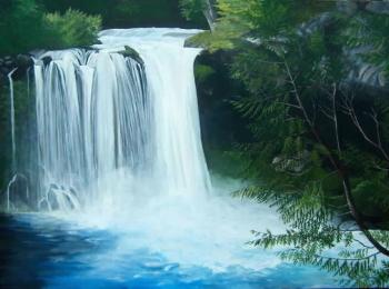 Коттеджный поселок Водопад